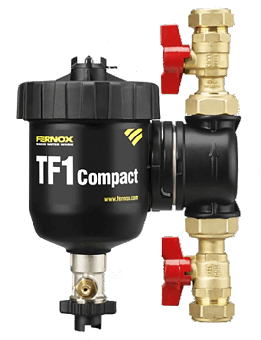 A Fernox TF1 magnetic filter